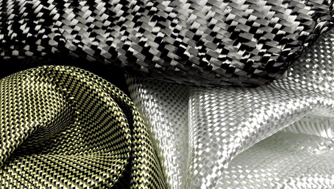 Photo de matériaux composite